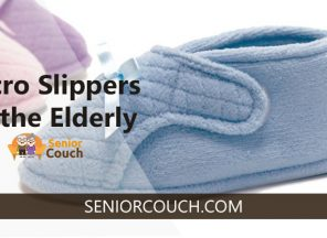 best velcro slippers for seniors