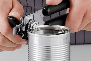 Best Can Opener for Arthritic Hands