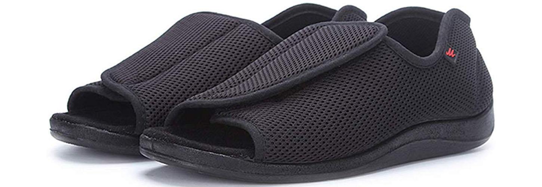Best Velcro Slippers for the Elderly