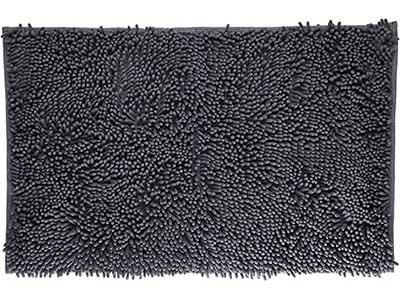 Vdomus Non-Slip Microfiber Bathroom Mat