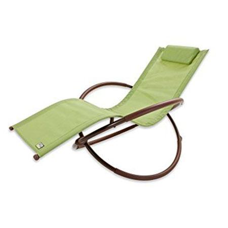 RST Brands OP-OL04-Grn Original Gravity Chair