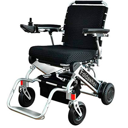 Foldawheel PW-999UL Motorized Wheelchair