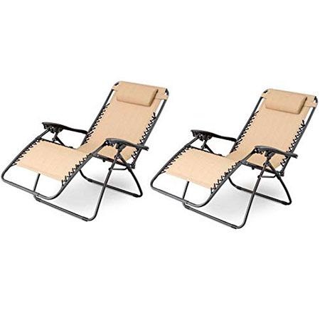 XtremepowerUS Zero Gravity Adjustable Chair