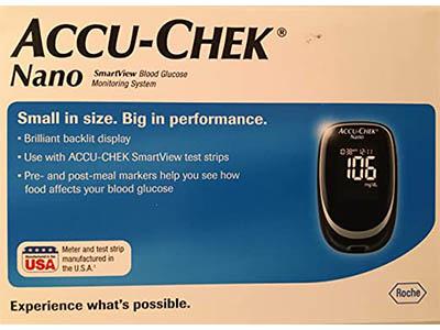 Accu-Chek Performa Glucometer Kit