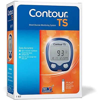 Bayer Contour TS Blood Glucose Monitor