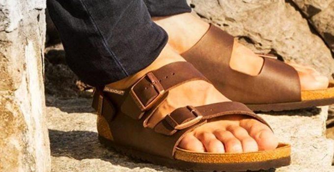 Best Men's Sandals for Diabetics