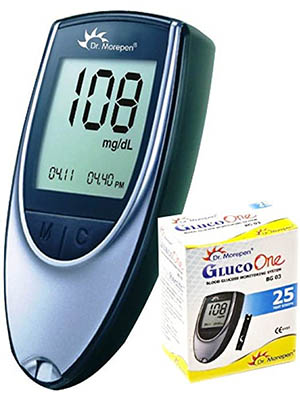 Morepen Gluco One Glucometer