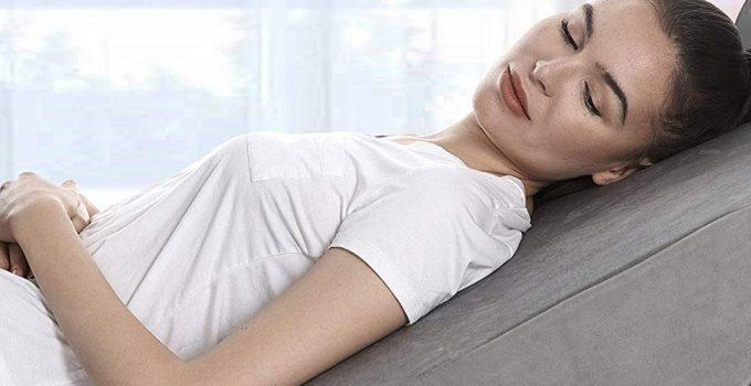 best adjustable wedge pillow
