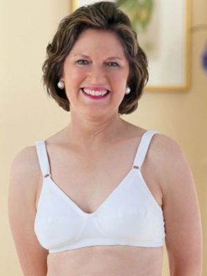 Carole Martin Women's Full-Freedom Comfort Bra