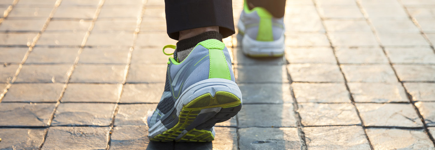 Best Walking Shoes for a 60 Year Old Woman