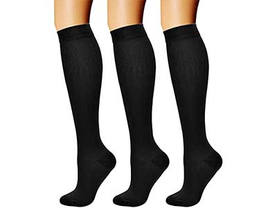 CHARMKING Compression Socks
