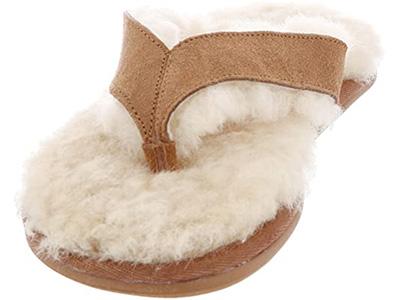 Cloud Nine Sheepskin Flip Flop – Women's Sandal