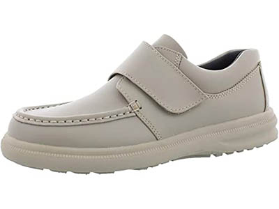 Hush Puppies Men's Gil Slip-On Shoe – New Balance Shoes For Elderly
