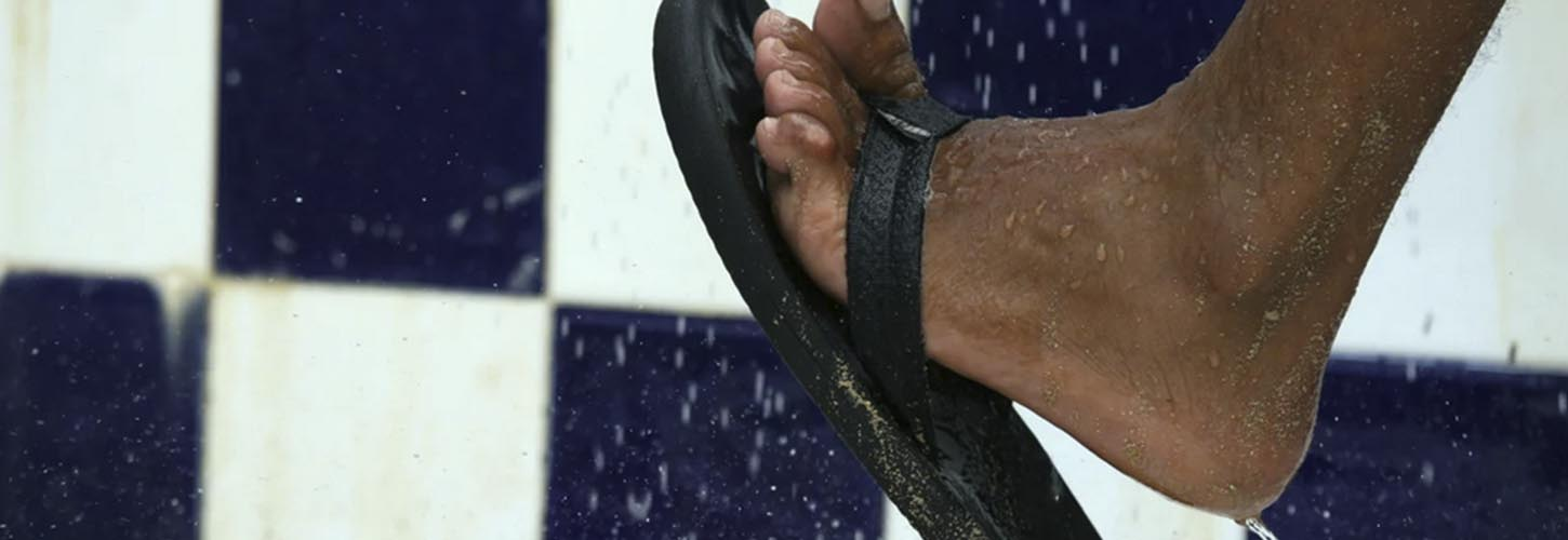 Non Slip Shower Shoes for Elderly Stay Put Even on Soapy Surfaces