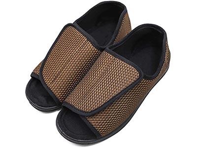 Open Toe Diabetic Recovery Slippers