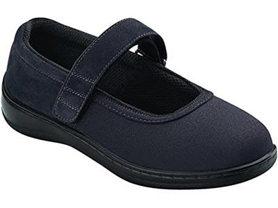 Orthofeet Mary Jane Shoes