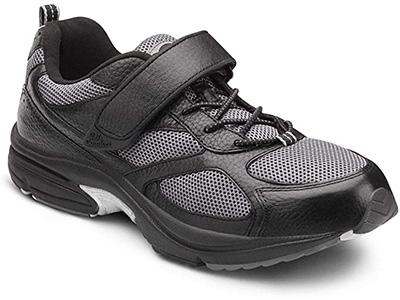 Orthopedic Walking Shoes for Foot Conditions – Dr. Comfort Endurance and Spirit