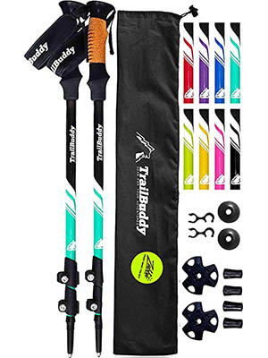 Trail Buddy Hiking Poles